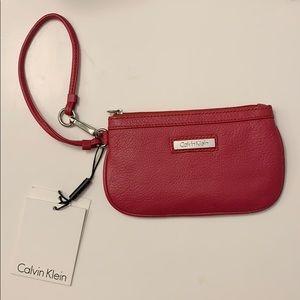 Calvin Klein Wristlet - NWT